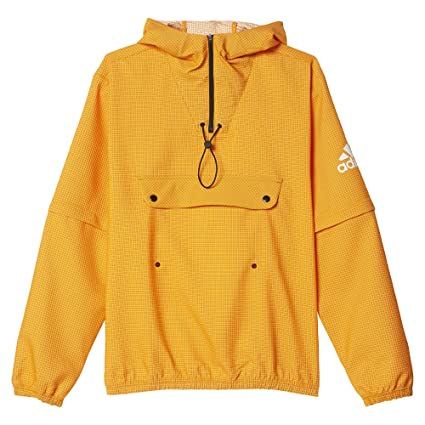 S16 Xl Vestes Sideline Adidas Anorak Orange Eqt 1XwSaxP