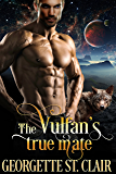 The Vulfan's True Mate (A BBW Paranormal Romance) (Starcrossed Dating Agency Book 1)