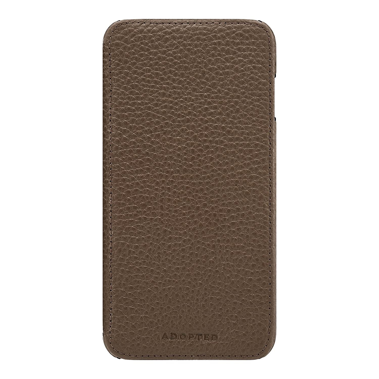 super popular 9a9fb dd7aa ADOPTED Leather Folio Case for Apple iPhone 6 Plus/6sPlus - Sumatra/Gunmetal