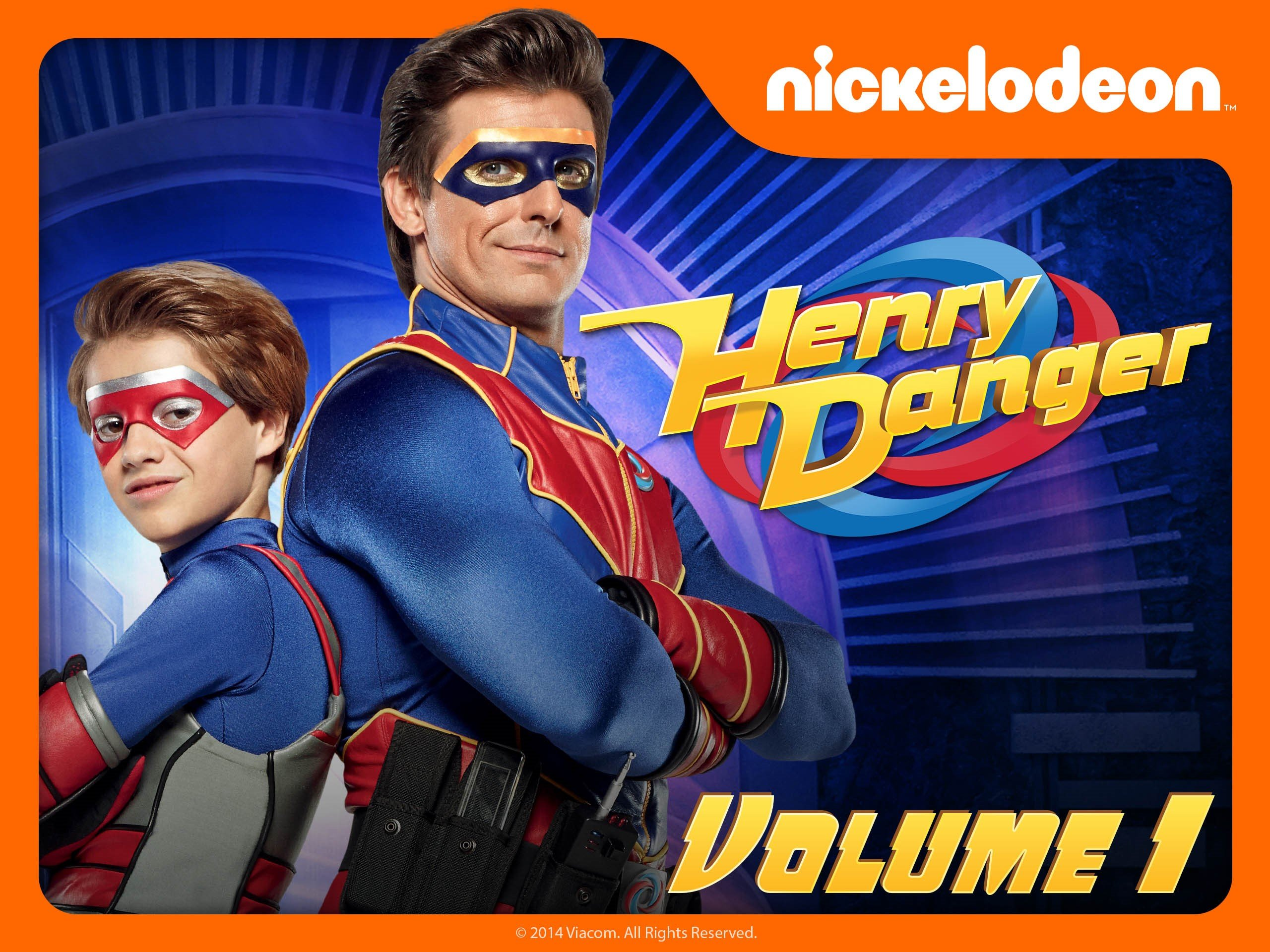 Amazon com: Henry Danger Volume 1: Amazon Digital Services LLC