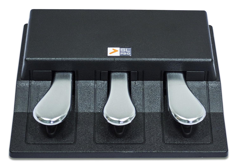 SLP-3D Triple Pedal für SL-88 Studiologic AMS-SLP3-D