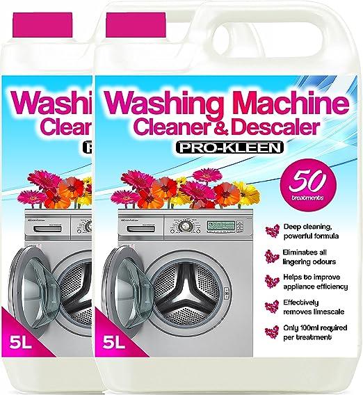 Limpiador y descalcificador para lavadora Pro-Kleen, elimina ...
