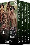 Passion, Victoria, Volume 1 [Box Set 68] (Siren Publishing Menage Everlasting)
