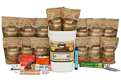 Valley Food Storage Emergency Preparedness Grab u0026 Go Bucket u2013 1 Week Food Supply For 4  sc 1 st  Amazon.com & Amazon.com: Valley Food Storage Emergency Preparedness Grab u0026 Go ...