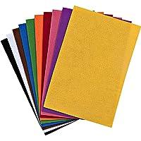 Nova Color NC-420 Renkli Keçe 20X30 10 Renk