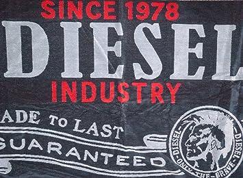 Diesel toalla de playa grande Diesel toalla de playa, diseño de los New etiquetas