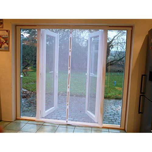 Fly Screens For French Doors Amazon