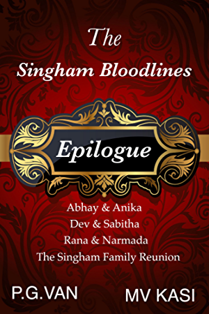 The Singham Bloodlines: Epilogue