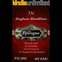 Epilogue: The Conclusion (The Singham Bloodlines Book 4)
