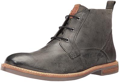 Ben Sherman Men Boots Ben Sherman Luke Chukka Distressed Boots