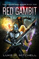 Red Gambit: A Paranormal Sci-fi Adventure (The Harvesters Series Book 1) Kindle Edition