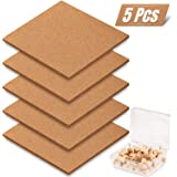Nicoline Self Adhesive Cork Pin Board Tiles Noticeboard