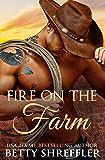Fire On The Farm (Second Chance Cowboy Romance): (Healed Hearts Romances, Book 1) (English Edition)