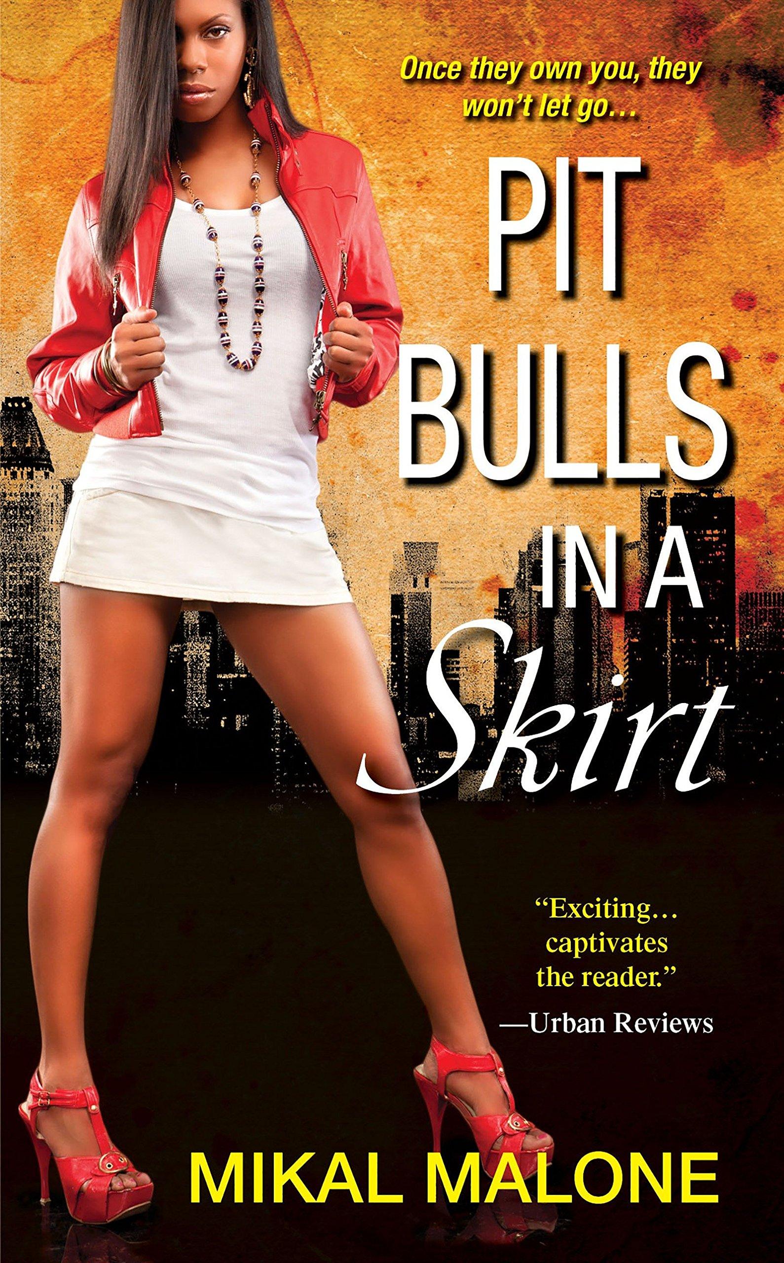 Read Online Pit Bulls in a Skirt pdf