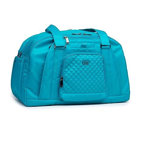 Lug Propeller Gym Overnight Duffel Bag, Aqua Teal  Amazon.ca  Luggage   Bags fa50f449b9