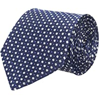 WAMSON Men's Dotted Microfibre Formal and Party Tie (Multicolour,Free Size)