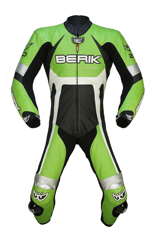 BERIK Racing suits LS1-10719K-BK Kangaroo GREEN SIZE:50 B06X9ZH3JK