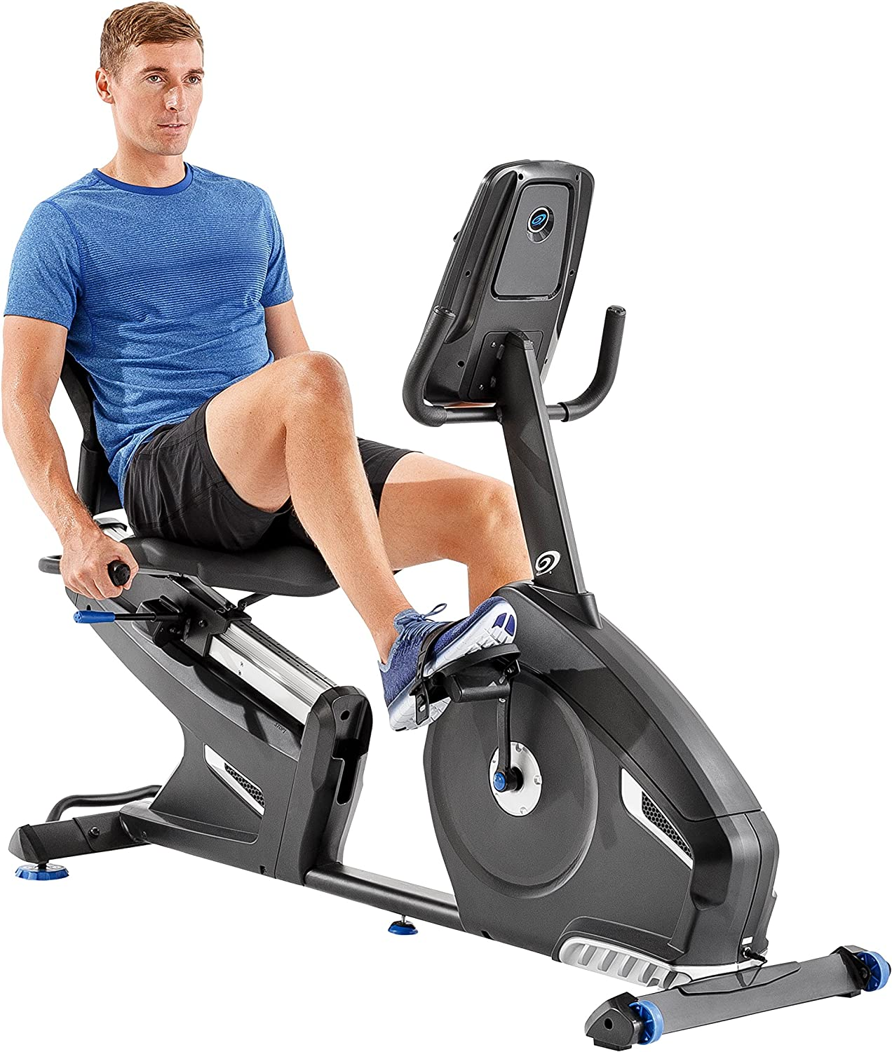 Nautilus Recumbent Bike Series