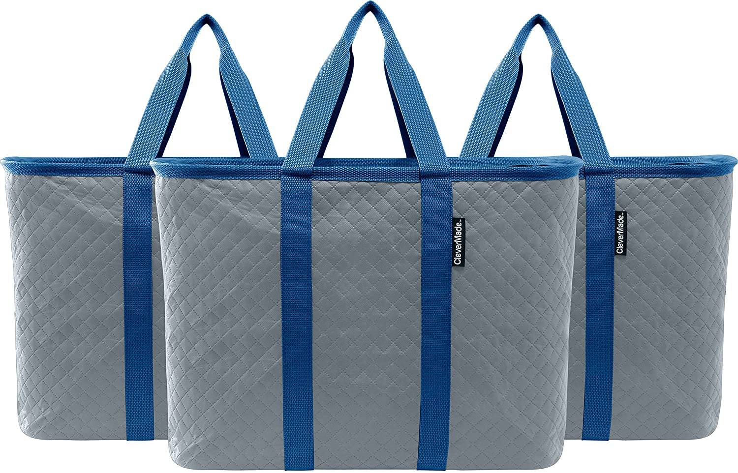 clevermade snapbasket Thermo 30 litros bolsa reutilizable con ...