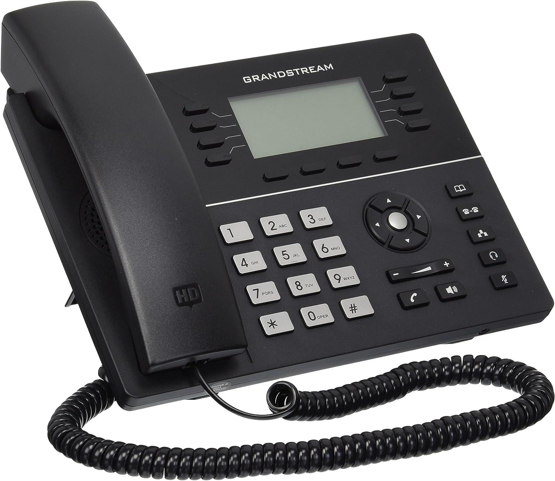 Grandstream Gxp 1782 Sip Telefon Schwarz Elektronik