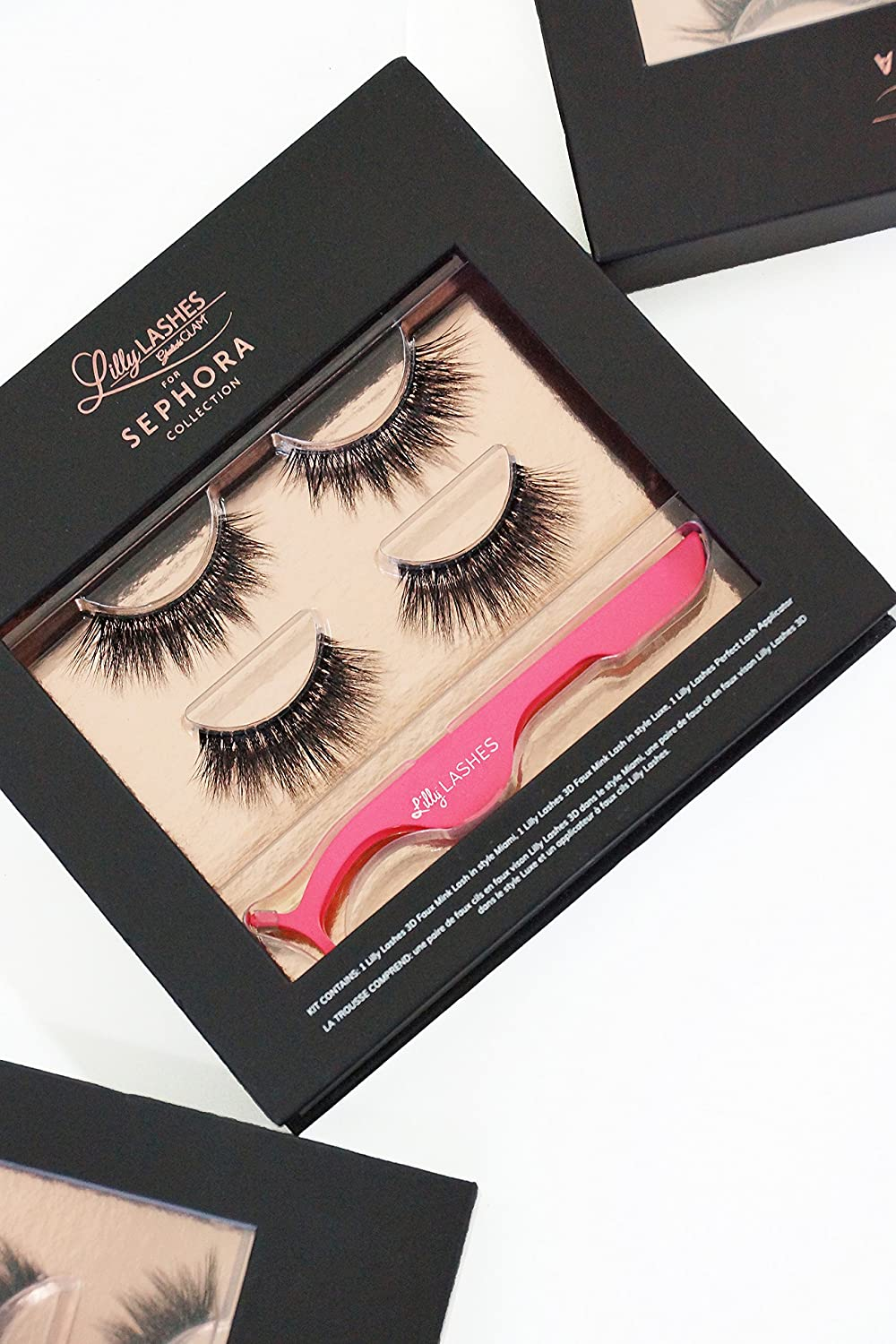 65f58531fd2 Lilly Lashes x Sephora Perfect Pair Lash Kit: Amazon.ca: Beauty