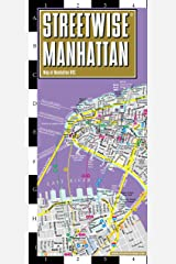 Streetwise Manhattan Map - Laminated City Center Street Map of Manhattan, New York (Michelin Streetwise Maps) Map