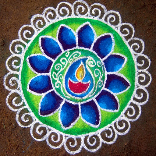 Best Rangoli Designs For Diwali Free Hand