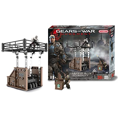 MECCANO 100pc War Construction Set: Toys & Games