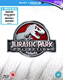 Jurassic Park Collection [Blu-ray] [Region Free]
