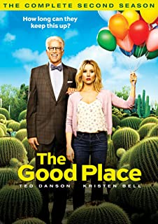 Book Cover: The Good Place: Season Two