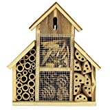 Gardirect Natural Insect Hotel, Bee and Butterfly