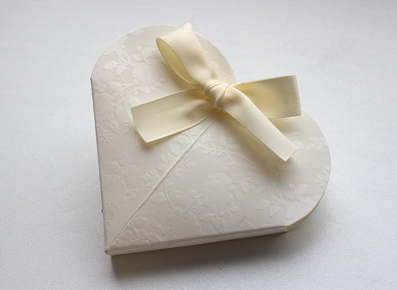 Amazon Heart Gift Box Christmas Wedding Small Engagement Birthday Unique Handmade