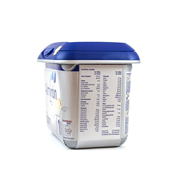 Almirón Profutura 1 Leche de inicio en polvo a partir del primer día 800 g: Amazon.es: Alimentación y bebidas