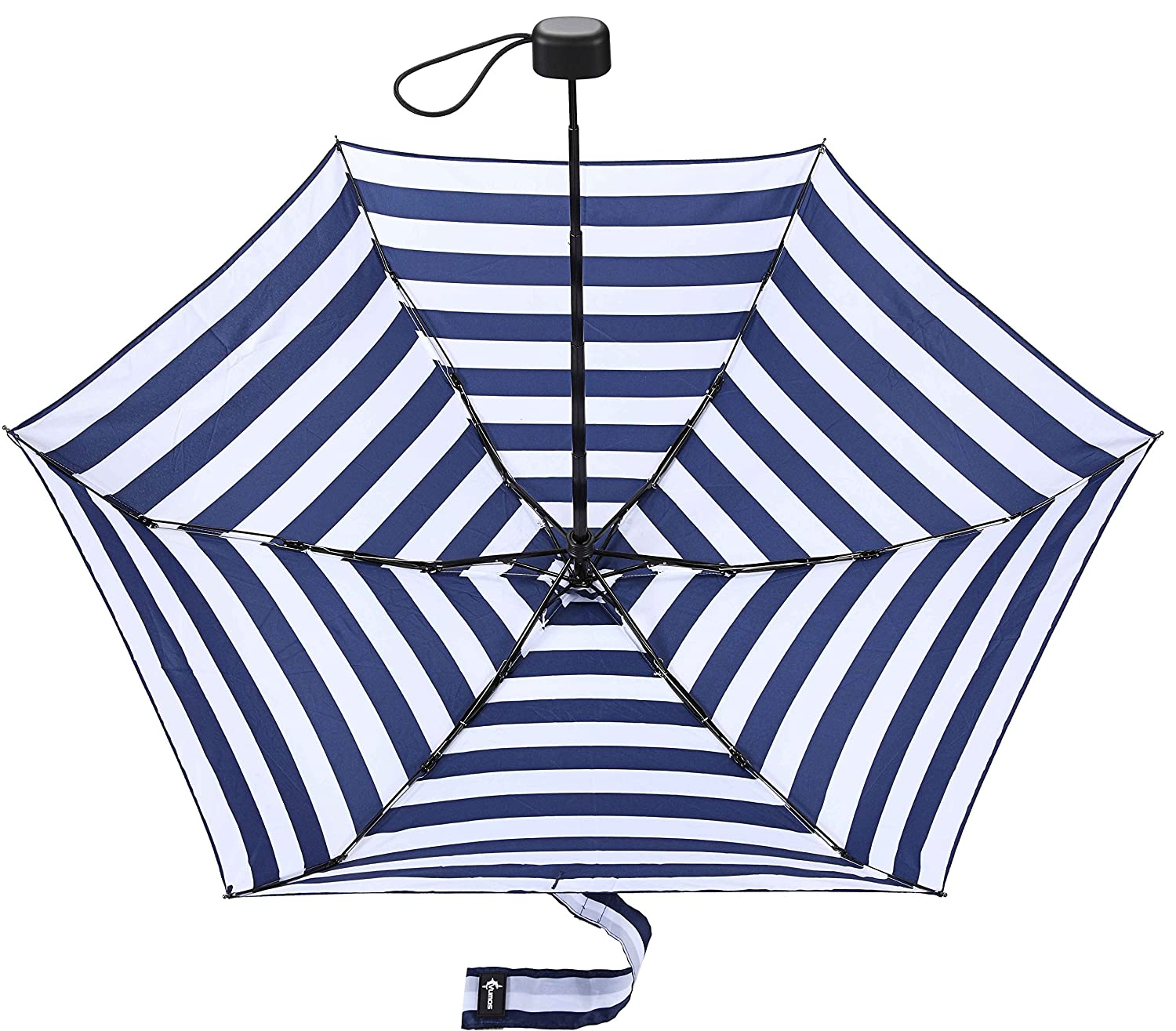 Small and Compact for Backpack or Purse Men or Kids. Classic Gray Great Umbrella for Women Travel Umbrella with Waterproof Case