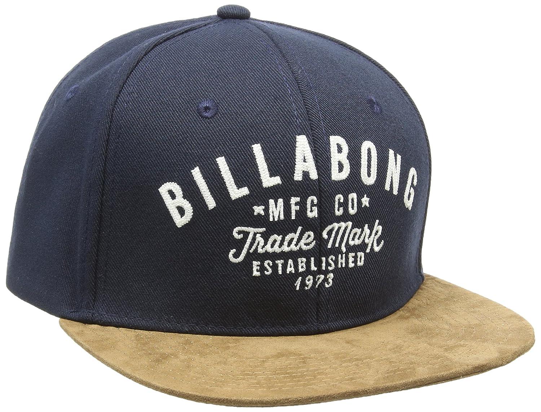 BILLABONG Hombres de Sama Snap Back Head Wear 8b696e14fff
