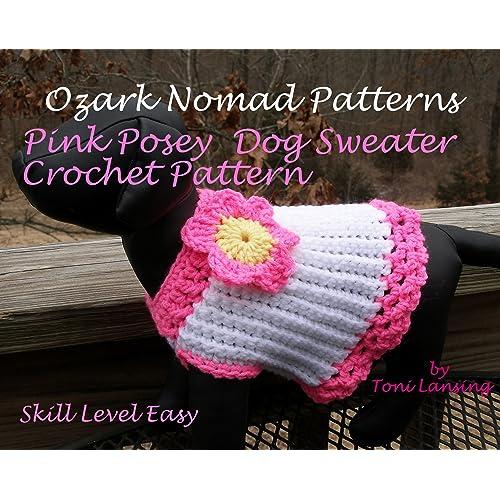Crochet Dog Sweater Amazon Unique Crochet Dog Sweater Pattern Easy