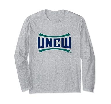 Unisex UNCW Seahawks NCAA Women s   Men s T-Shirt PPNCW028 Small Heather  Grey 06317f4a7