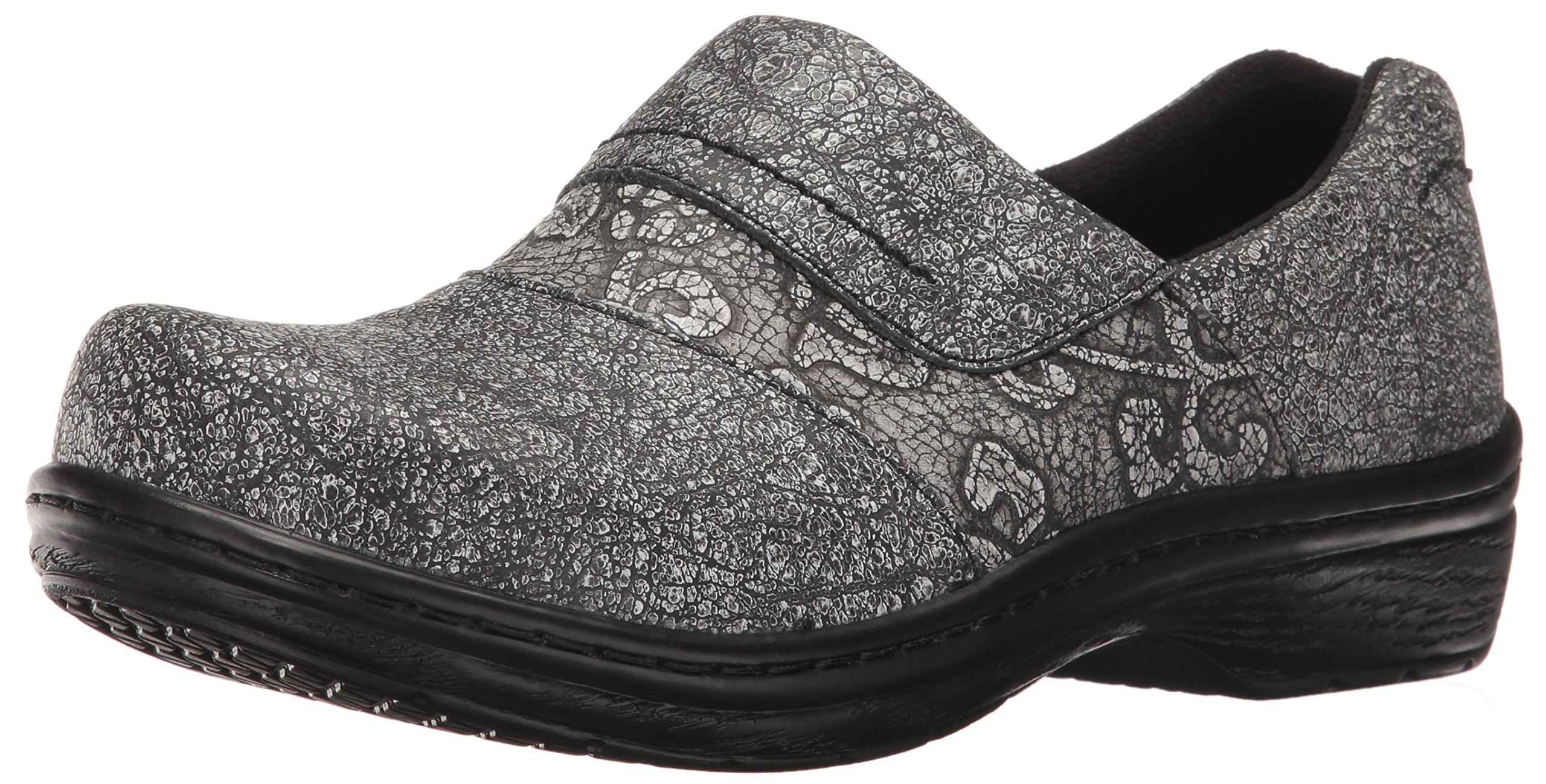 Klogs USA Women's Cardiff Mule, Black wigwam, 9 M US