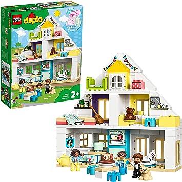 drawer cheekbone Pants  LEGO Duplo Town Casa da Gioco Modulare per Costruire con Mattoncini  Speciali e Sperimentare Sensazioni Tattili, Set di Costruzioni per Bambini +2  Anni, 10929: Amazon.it: Giochi e giocattoli