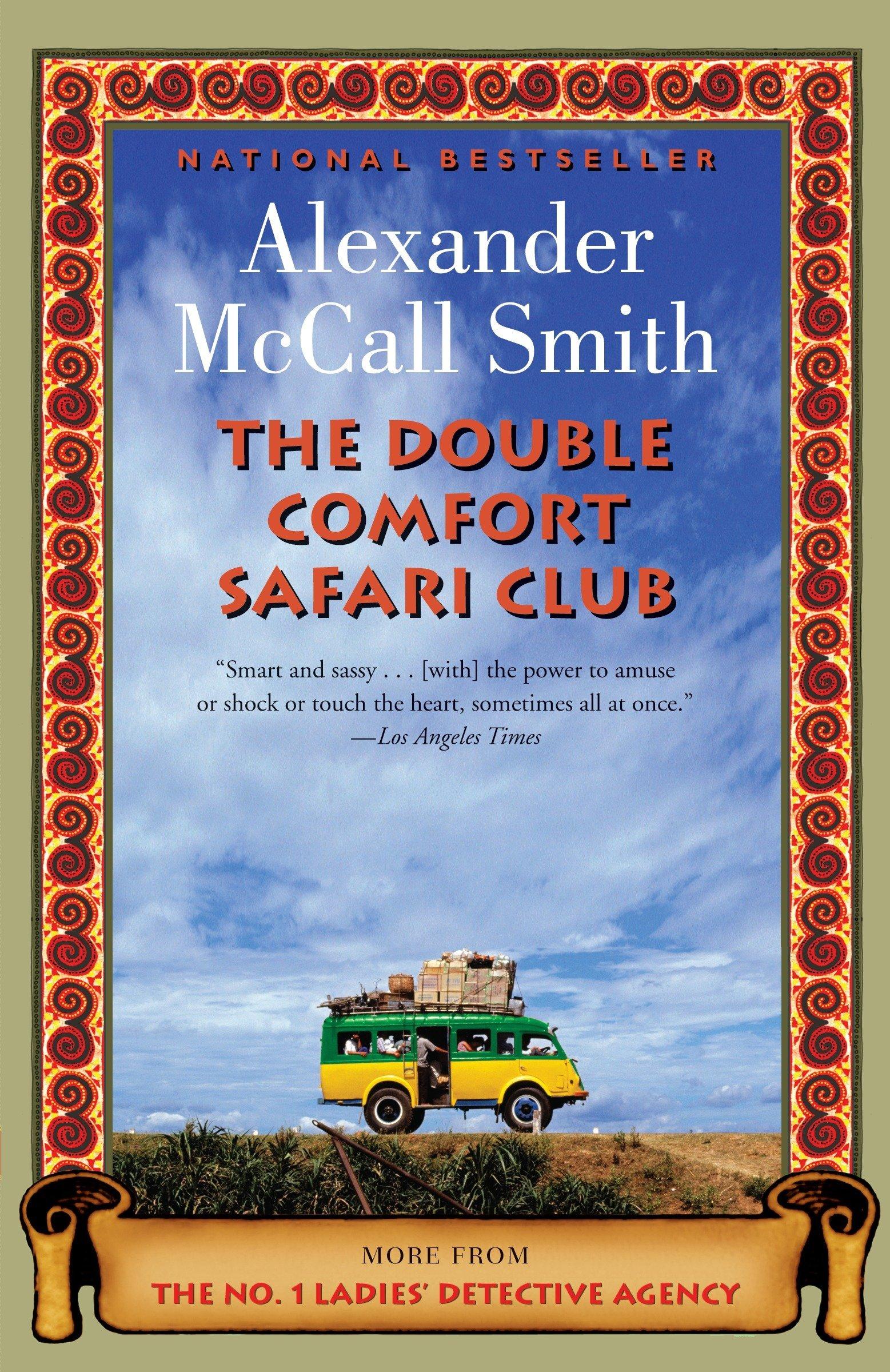 The Double Comfort Safari Club (No. 1 Ladies' Detective Agency Series) ebook