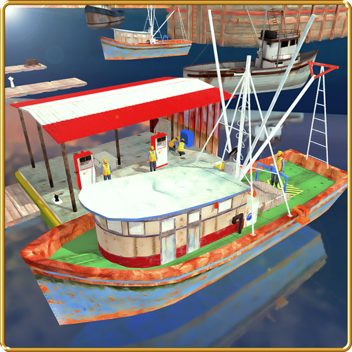 Fishing boat cruise drive 3d real fishing for Real fishing games