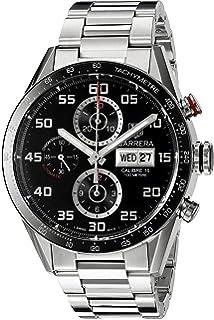 970a4d8fdfe Amazon.com  TAG Heuer Men s CV2A10.BA0796 Carrera Automatic ...