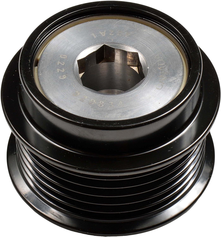Continental Elite 49911 Overrunning Alternator Decoupler Pulley