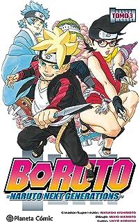 Boruto nº 01: Naruto Next Generations (Manga Shonen): Amazon ...