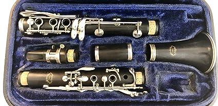 amazon com buffet crampon evette schaeffer bb clarinet musical rh amazon com