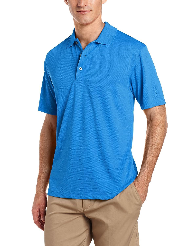 PGA TOUR SHIRT メンズ B00FMIVPHM L|クラシックブルー クラシックブルー L
