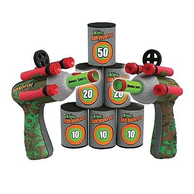 AIR HUNTERZ Double Shotz: Toys & Games [5Bkhe1104558]