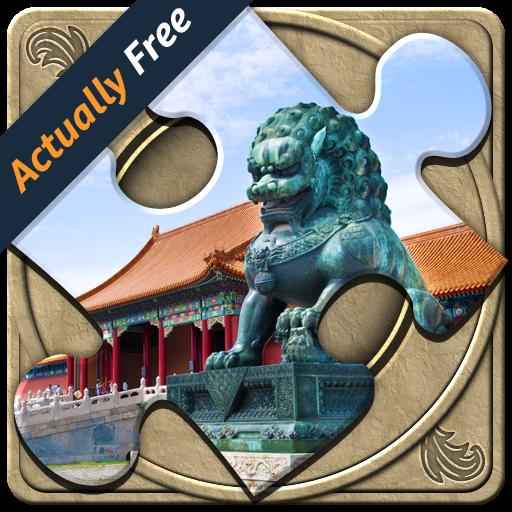 FlipPix Jigsaw - China ()