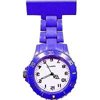 Ellemka JCM-2102 - Reloj Enfermera Fob de Bolsillo