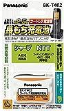 パナソニック 充電式ニッケル水素電池 コードレス電話機用 BK-T402